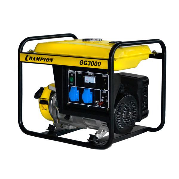 Бензиновый генератор GG3000